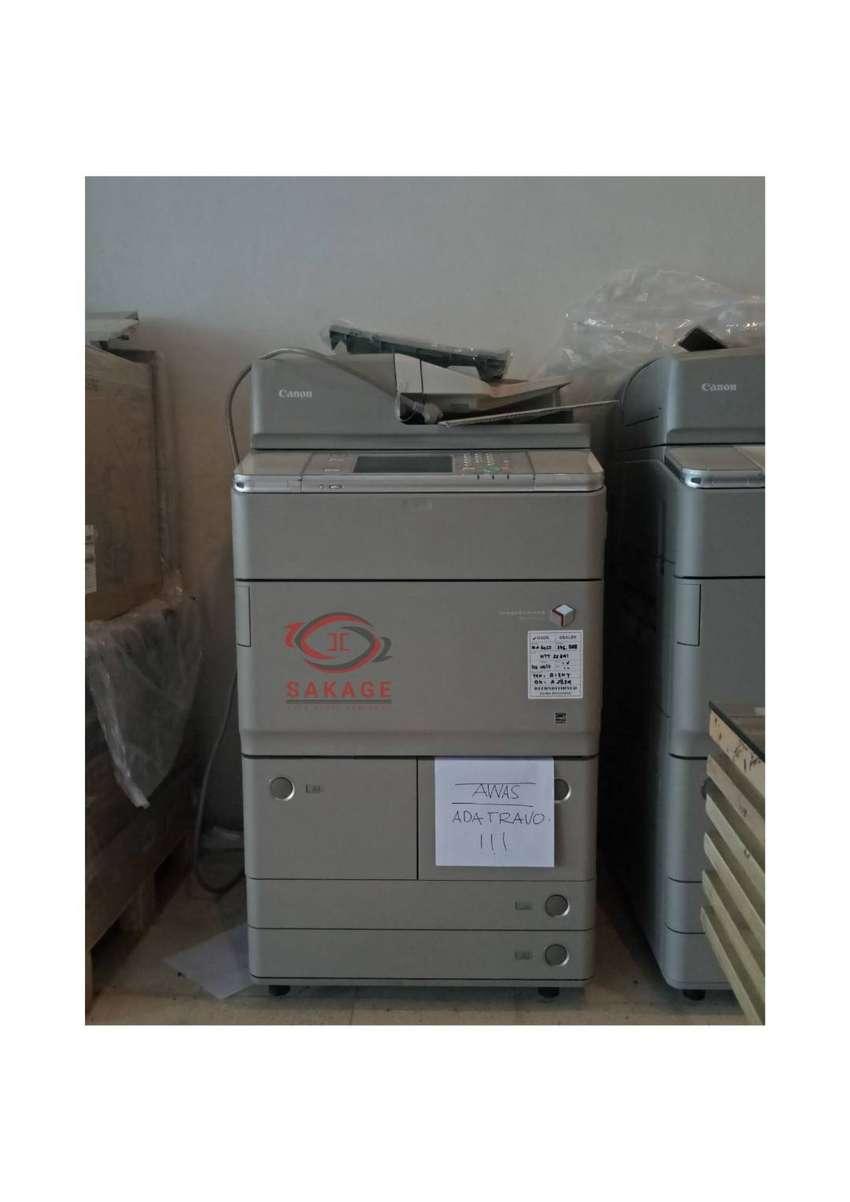 Jual mesin Digital photocopy Canon dan Kyocera seken 0