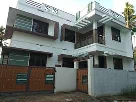 3 bhk 1400 sqft 3.6 cent new build house at varapuzha koonammav near
