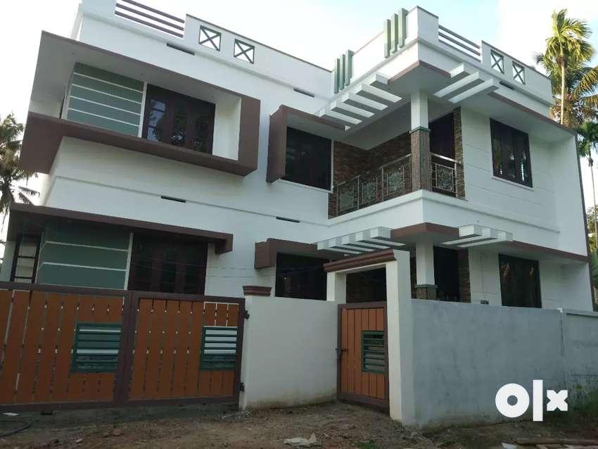 3 bhk 1400 sqft 3.6 cent new build house at varapuzha koonammav near 0
