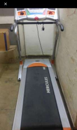 Hecules treadmill in best working condition