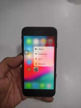 I phone 7 256gb matte black