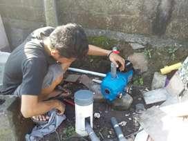 servis pompa air 24 jam/ suntik sumur/ sumur bor