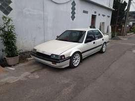 Honda Accord 1986 Bensin