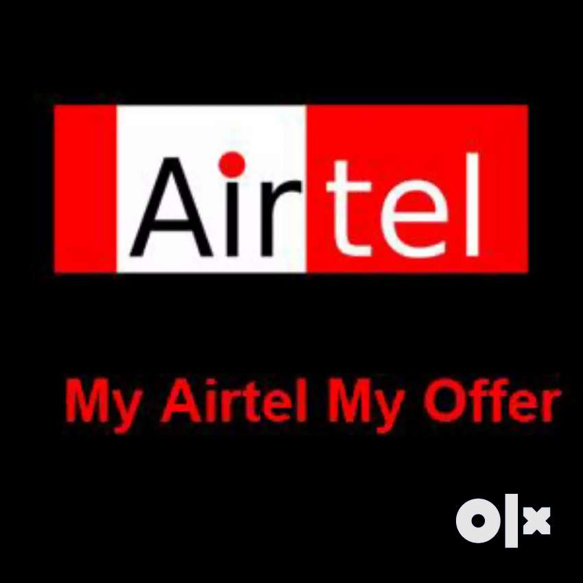 Salary 13K(Fix) In AIRTEL Need Office Assistant/Team Leader 0