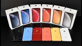 All color models are available in iPhone xr with cod shipment.