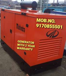 SILENT GENERATORS WITH LOW MAINTENANCE N 2 YEAR WARRANTY N SERVICES