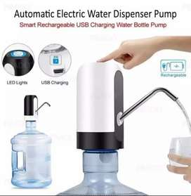 Rechargeable Portable Automatic Water Dispenser Water Pump USB Charger