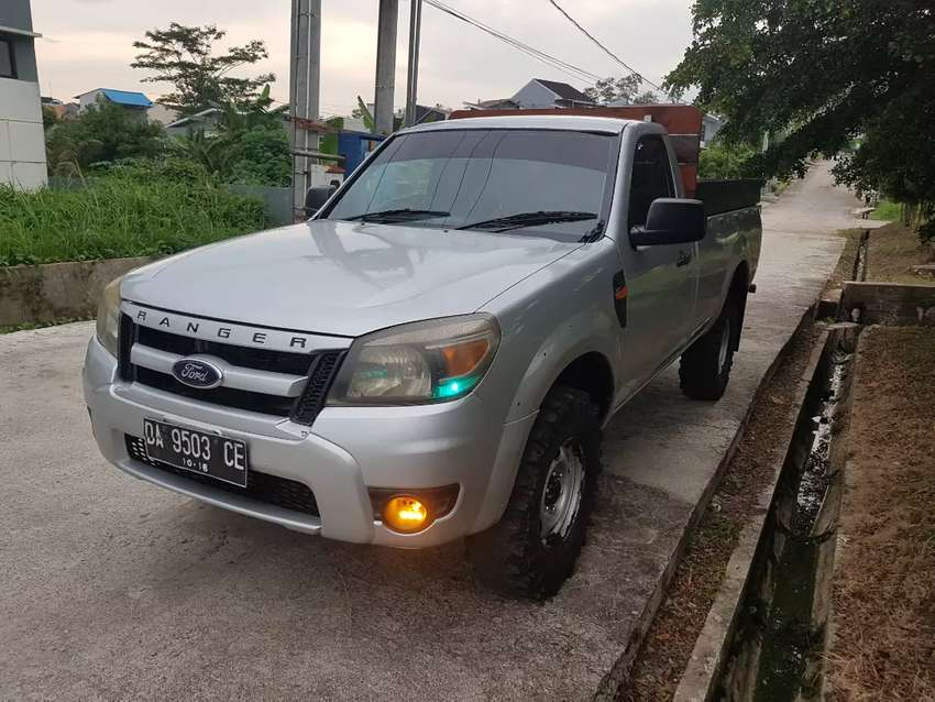 Ford Ranger Pickup 4x4 2011 0