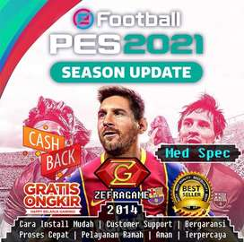 Game Pes 2021 PS 3