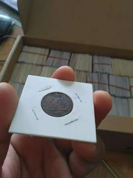 Koin negeri siak koleksi koin tanah melayu