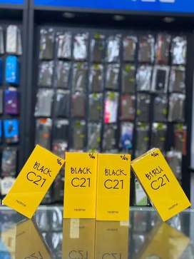 Realme C21 Ram 4/64GB (TERBARU)