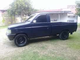 mobil panther pick up