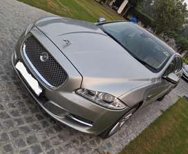 Jaguar XJ 2011 Diesel Well Maintained