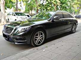 Mercedes Benz S500 AMG package. Perfecto
