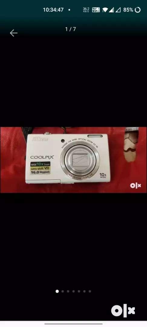 I want sell this Nikon coolpix camera