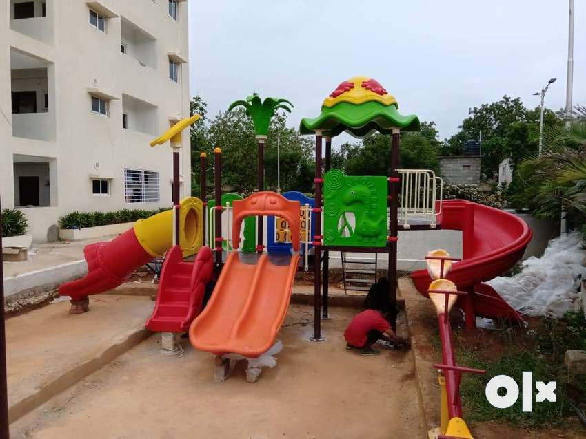 Playground Equipments and Outdoor Gym Equipments - Dhatri Enterprises 0
