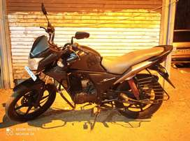Honda(Shine Twister) model 2013, very good condition