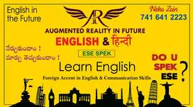 Foreign Accent English/Hindi