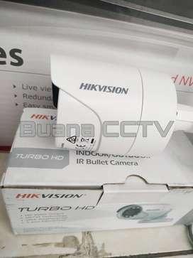 GEMPAR BIG SALE!! PAKET CCTV HIKVISION 2CH 2MP