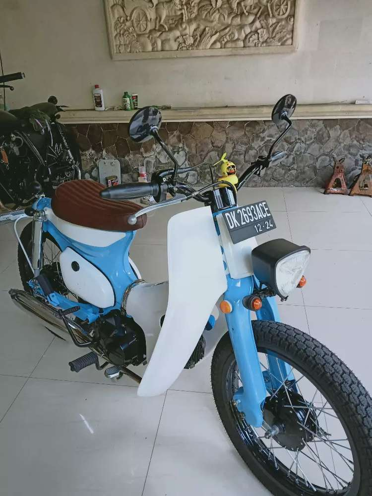 Honda grand chopy