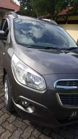 Jual Chevrolet Spin LTZ 2014 Matic KM 30rb an Tgn 1 Magelang