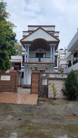 Recently built up independent house for sale in posh location.