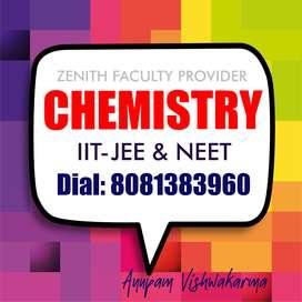 Senior Chemistry Faculty Vacancy