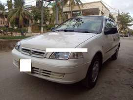 suzuki cultus 2010 availablke on easy installments