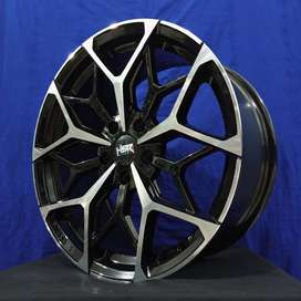 Velg Mobil Racing R18 Buat Camry,Mazda3,Wuling Almaz Ring 18