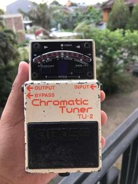 Chromatic Tuner TU-2