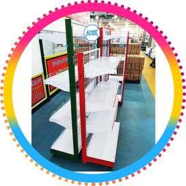 Pabrik Pusat Rak Minimarket dan supermarket
