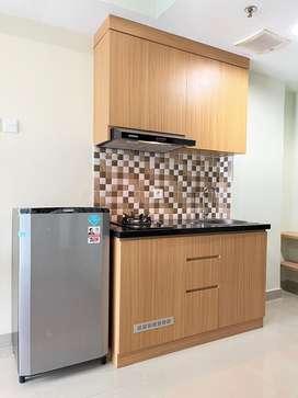 Furniture interior kitchen set