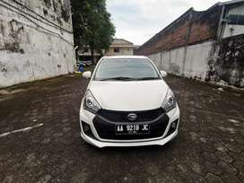 All new sirion 2016 putih