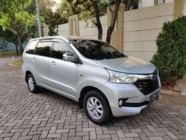 HARGA CASH Toyota Avanza G A/T 2017 Silver TERMURAH DI JAKARTA!