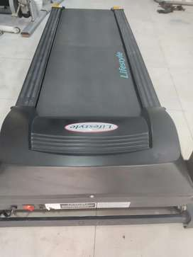 Automatic treadmill Auto inclined running machine fitness