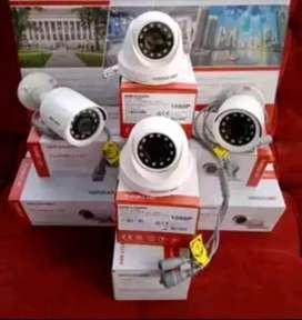 Paket 2 megapixel kamera CCTV di Bandung kota