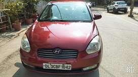 Hyundai Verna Transform 1.6 SX VTVT, 2008, Petrol