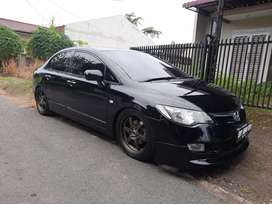 DIJUAL HONDA CIVIC MANUAL