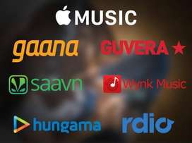 Premium Digital Promotions for all Artists and their songs