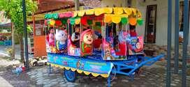 jual wahana mainan anak odong odong fiberplat thomas UK