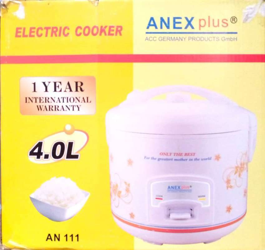 ANEX Plus Electric Cooker (AN-111) for Sale