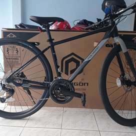 Polygon Path 3 Black 2021 Baru Alloy Hidrolik