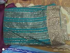 Used saree