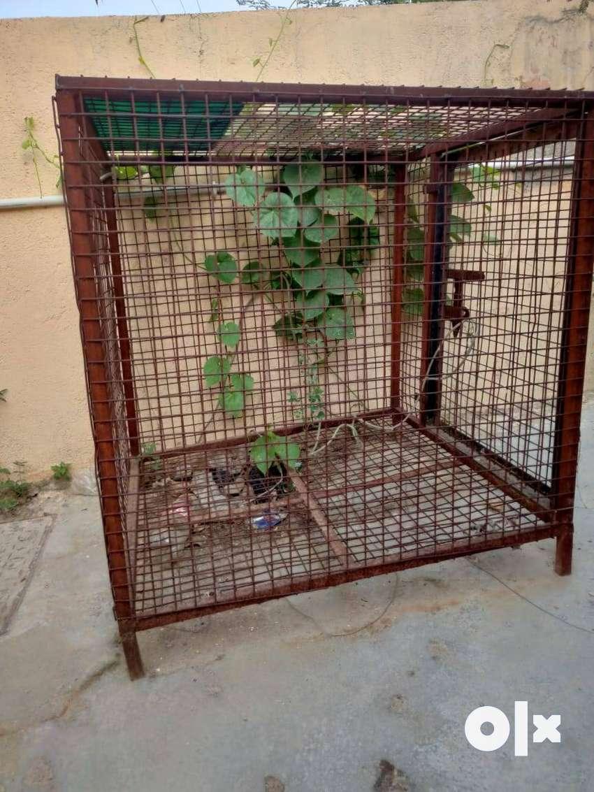 Dog House (Made of iron) 0