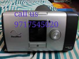 RESMED S10 BIPAP AND AUTO CPAP MACHINE WITH HUMIDIFIER