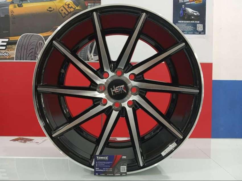 Velg Mobil Toyota Avanza dll Ring 17 HSR CIAO BMF 0