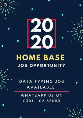 home based data entry work for everyone
