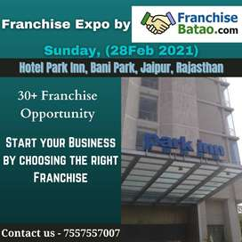 Jaipur business and Franchise Opportunities Fair
