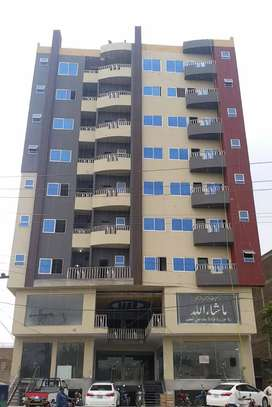 Three bedroom Flat royal tower gulberg,saddar
