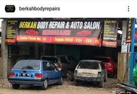 Dicari tukang cat mobil berpengalaman